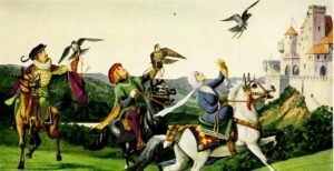 História da Falcoaria