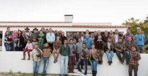Reunião da Associação Portuguesa de Falcoaria