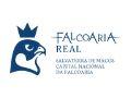Logótipo Falcoaria Real Salvaterra de Magos