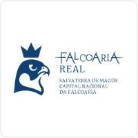 Logótipo Falcoaria Real