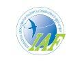Logótipo Associação Internacional e Falcoaria
